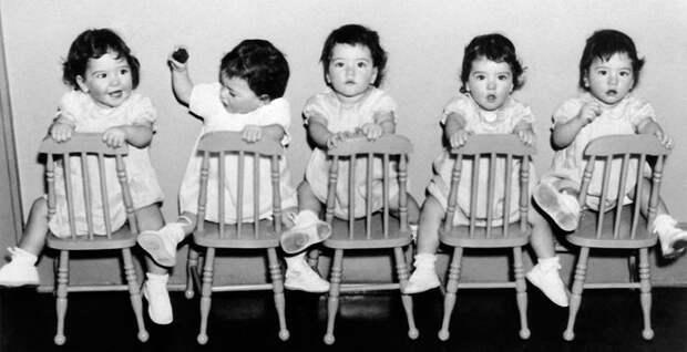 Дети-легенды: о чудесах генетики!