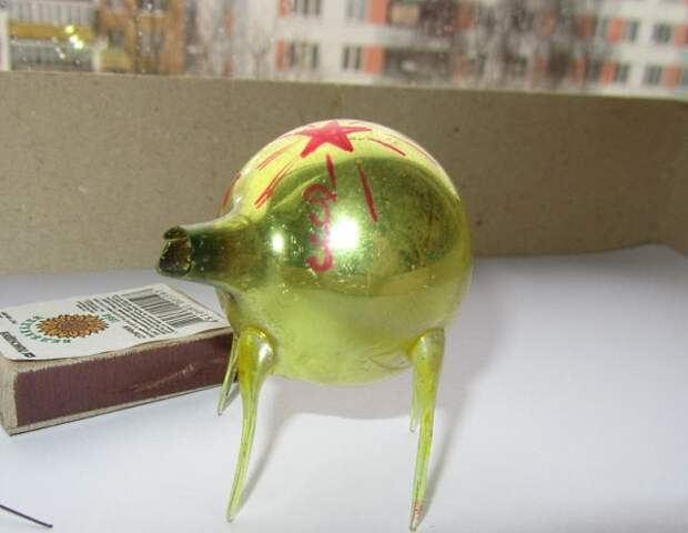 Если вы нашли на бабушкином чердаке такую игрушку, берегите ее как зеницу ока!