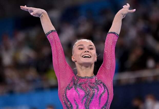 Гимнастка Мельникова завоевала бронзу Олимпиады в личном многоборье. Это 28-я награда России на Олимпиаде в Токио