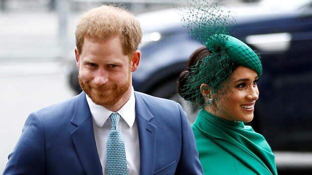Принцу Гарри и Меган Маркл предрекли скорый развод