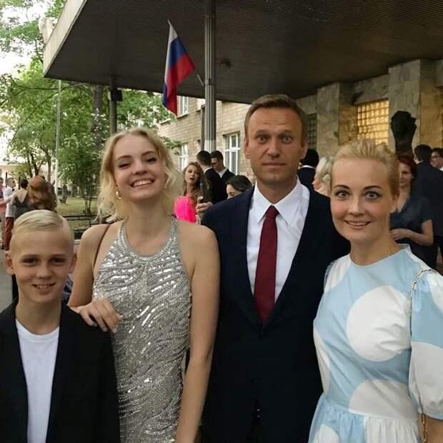 5 фактов о Юлии Навальной, жене главного оппозиционера России