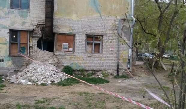 Вся стена нерухнет: Дзержинские власти прокомментировали ЧПвобщежитии
