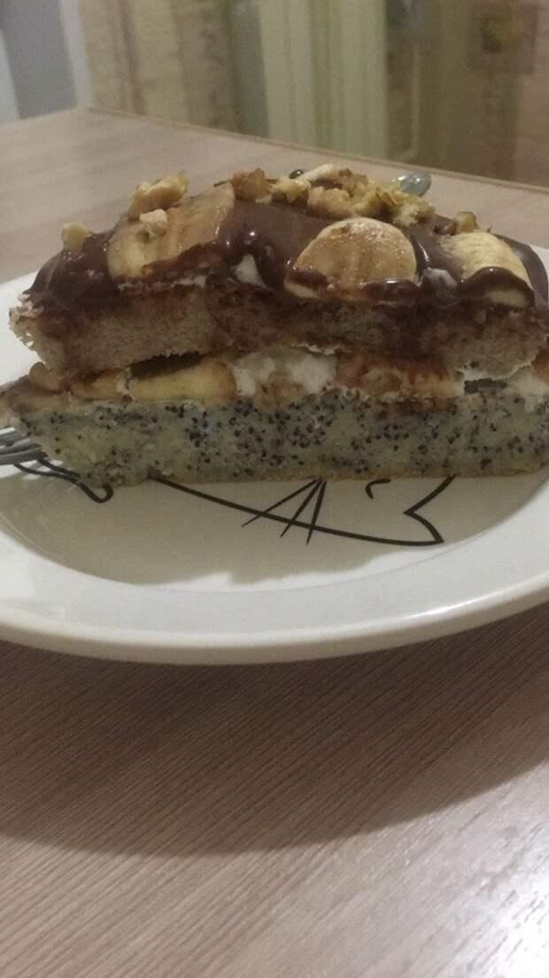 Три простых десерта с бананами