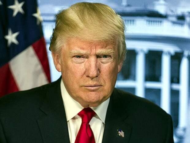 Трамп объяснил, что мешает ему вести себя по-президентски