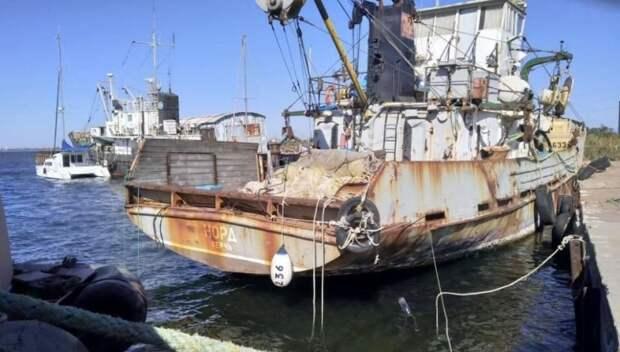 Бахвальство Аксенова: Керченским рыбакам, захваченным Украиной, пришлось самим покупать себе новое судно