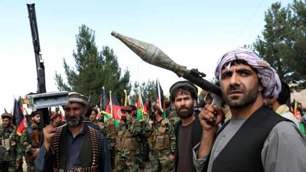 США пообещали бомбить талибов вусиленном режиме