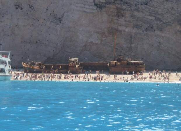 Легенды острова Закинф (Zakynthos)