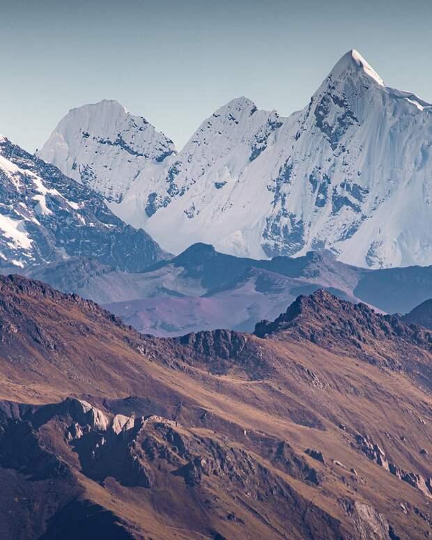 Горы в объективе Тома Клокера