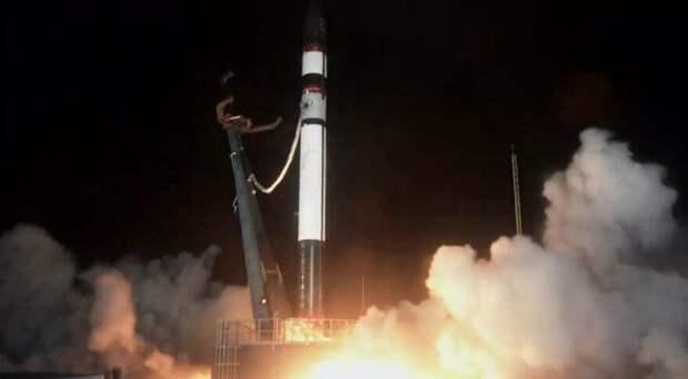 Rocket Lab назвала причину аварии ракеты с возвращаемой ступенью
