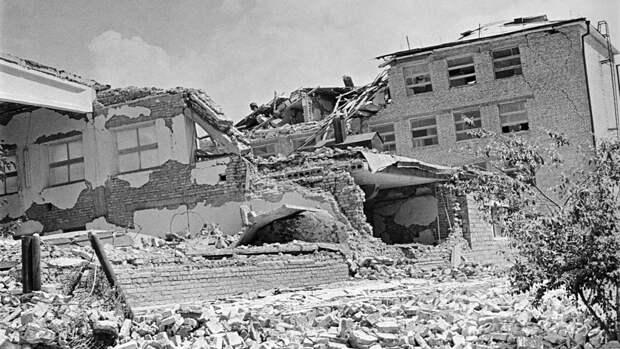 45 лет назад землетрясение разрушило поселок Газли в Узбекистане