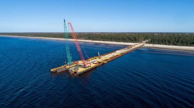 Триумфальный успех России: газ по трубам «Северного-потока – 2» потечет по трубам через три недели