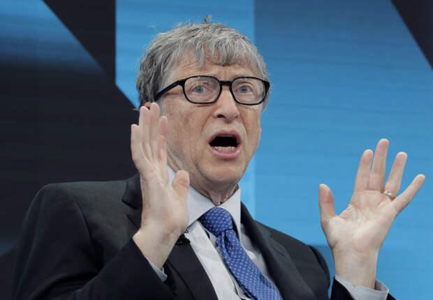 Билл Гейтс выкупил большую часть с/х земель в США