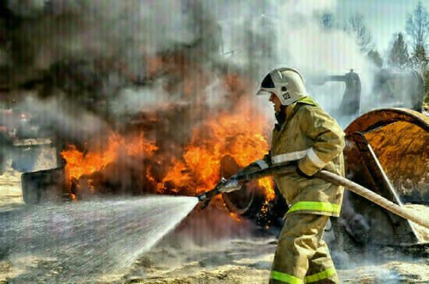 После пожара в омской деревне возбудили дело о халатности