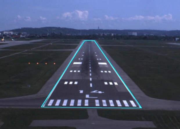 Airbus завершил проект визуального автопилота