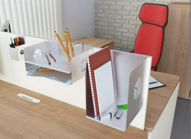 8 идей для нескучного офиса!