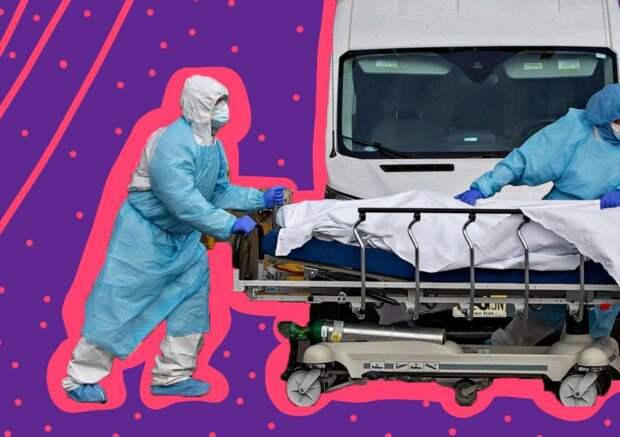 Популяционный иммунитет к коронавирусу: объяснена низкая смертность от COVID-19 в России