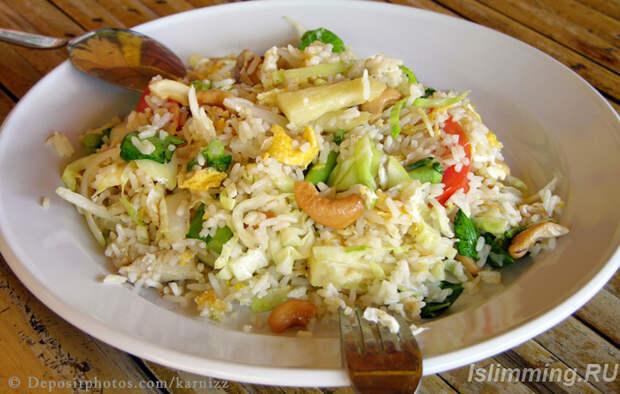 диета на рисовой каше