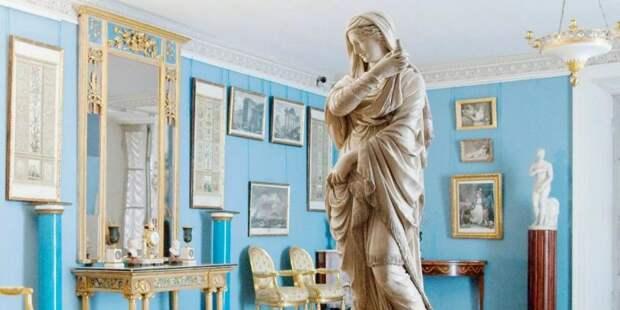 Собянин открыл комплекс хранения реквизита театров и музейных фондов фото: mos.ru