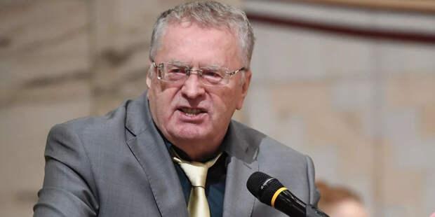 Жириновский нашел виновных в пандемии