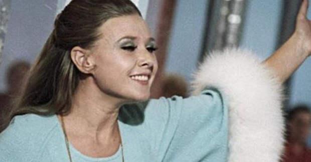 Изящная Мария Пахоменко: яркий взлёт талантливой советской певицы