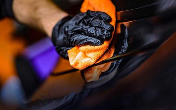 5 препаратов для сухой мойки кузова — экспертиза «За рулем»