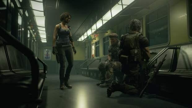 Официально анонсирован ремейк Resident Evil 3