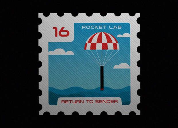 Rocket Lab впервые вернула первую ступень ракеты Electron на парашюте