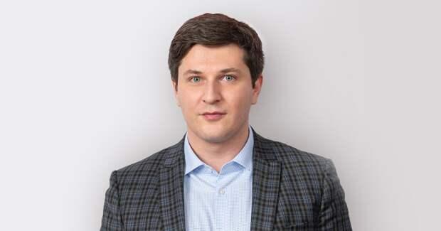 Виталий Шония назначен директором по маркетингу в «Рольф»