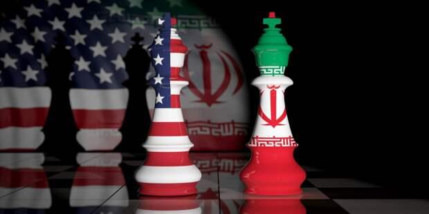Иран наказывают за крупную сделку с Китаем