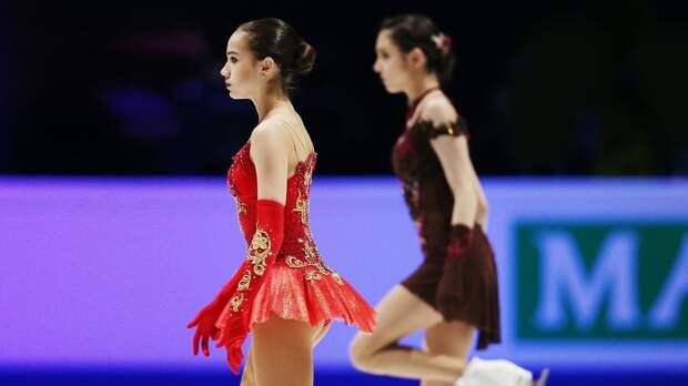 Загитова и Медведева станут капитанами команд на новом командном турнире