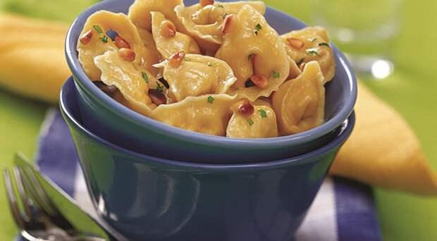 Рецепты по четвергам. Клёцки, ньокки, галушки, вареники. Тортеллини (2)