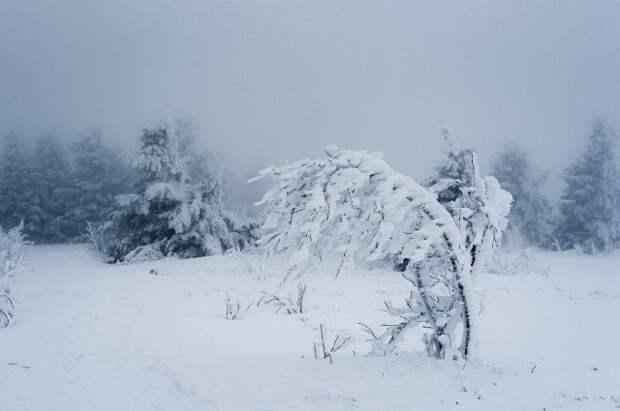В Башкирии из-за непогоды перекрыли несколько трасс