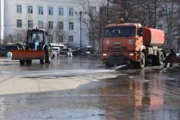Автомобилистам: проезд могут ограничить на пяти улицах Магадана