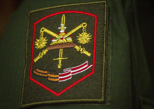 Военнослужащие Курского гарнизона общевойсковой армии ЗВО провели торжественную церемонию посвящения школьников в юнармейцы