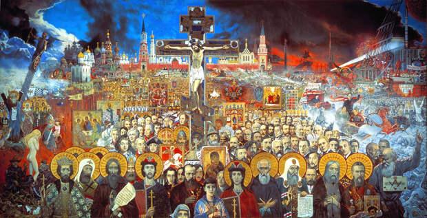 Нам хотят заменить 10 заповедей на две. Юлия Витязева