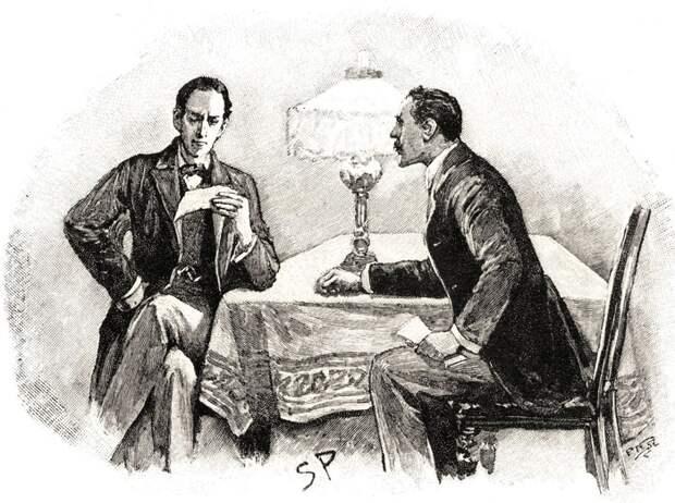 Жизнь и смерть Холмса не принадлежали его создателю.