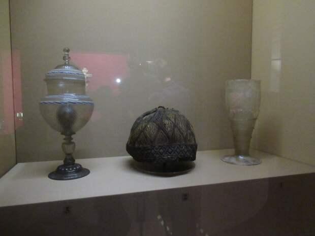 Музеи Кремля показывают свои сокровища на новой выставке