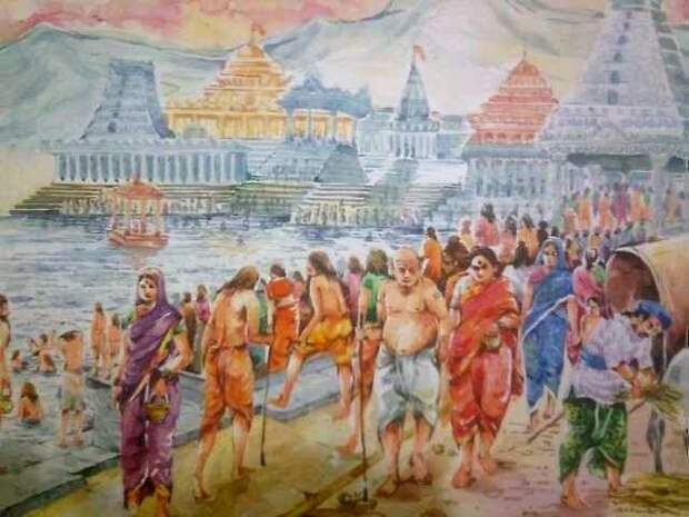 Shreehari Manakkal. Индийский художник.