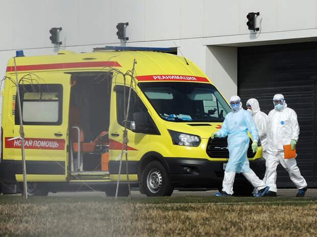 В России снова число суточных случаев коронавируса превысило 24 тыс