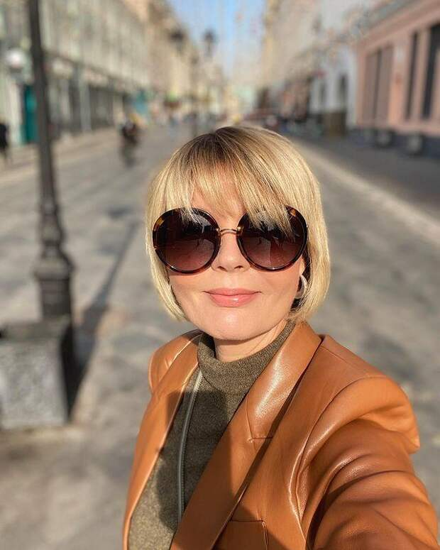 Я согласна потерпеть неудобства! Юлия Меньшова высказалась о параде в честь Дня Победы