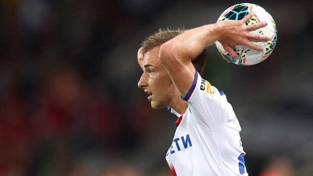 Кучаев проводит 100-й матч за ЦСКА