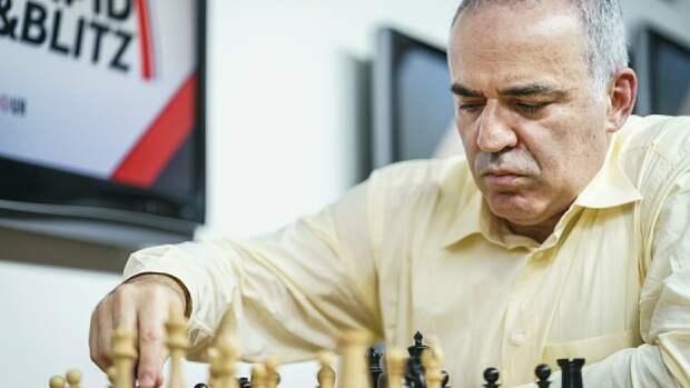 """Система """"Умного голосования"""" вызвала недовольство Каспарова"""