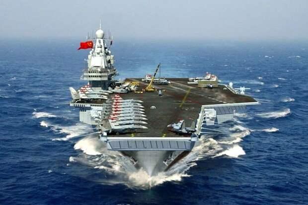 В Пентагоне заявили, что Китай сравняется с США по военной мощи