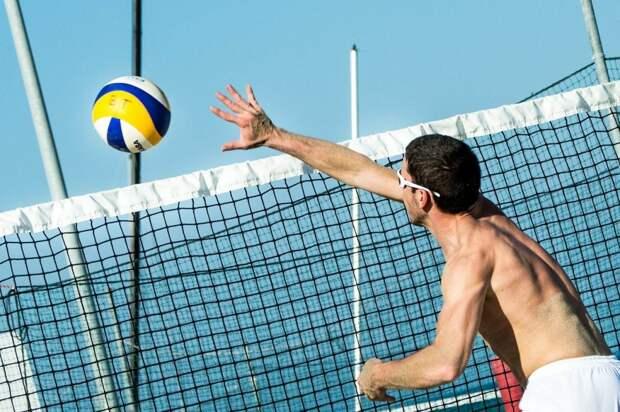 На бульваре Яна Райниса пройдут соревнования по волейболу