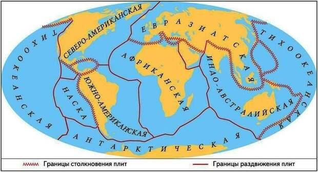 Стала известна точная дата появления континентов: почему ученые передумали