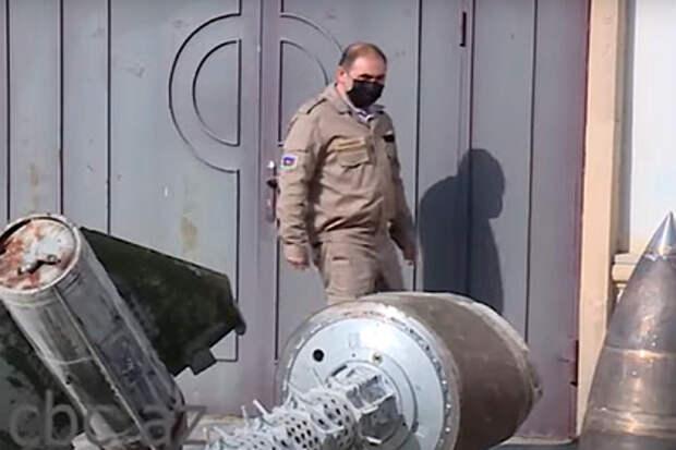 В Азербайджане захотели от России объяснений по найденным обломкам «Искандеров»