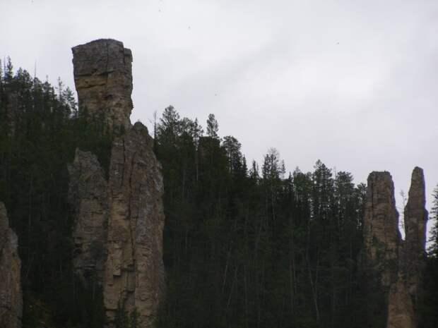 Круиз из Якутска по Лене с посещением Ленских столбов