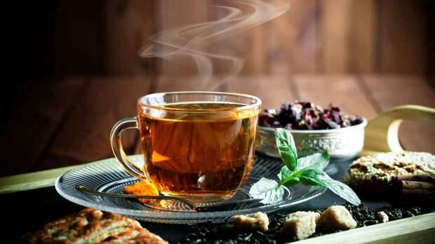 Холодный чай опасен