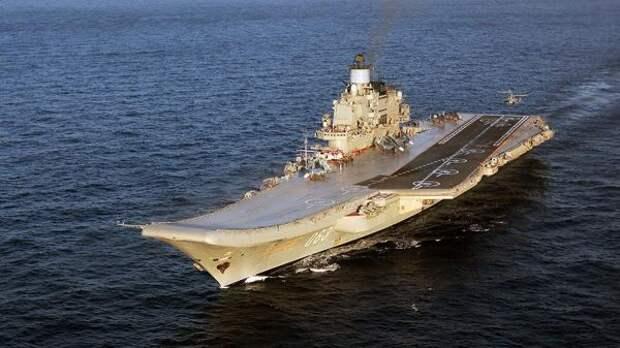 СМИ: Цена нового авианосца ВМФ России составит неменее 0,5 трлн рублей