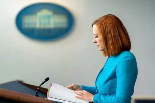 Псаки: США нанесут киберудар по России без предупреждения